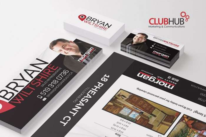 Club Hub Marketing & Communications - Branding - Bryan Wiltshire