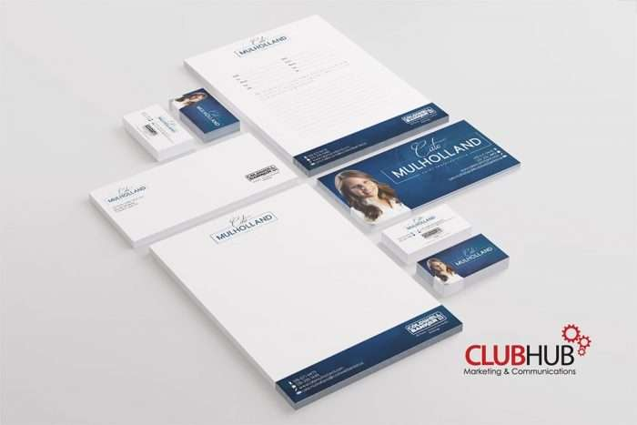 Club Hub Marketing & Communications - Branding - Cate Mulholland