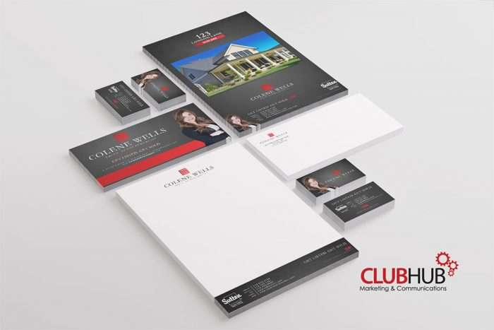 Club Hub Marketing & Communications - Branding - Colene Wells