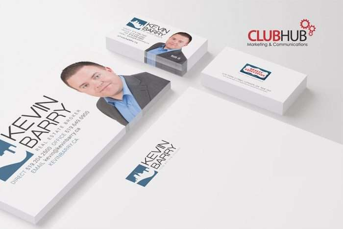 Club Hub Marketing & Communications - Branding - Kevin Barry