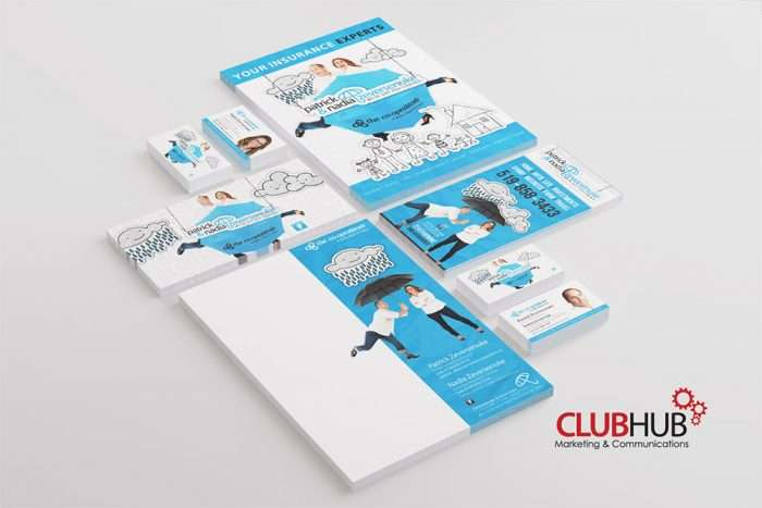 Club Hub Marketing & Communications - Branding - The Cooperators