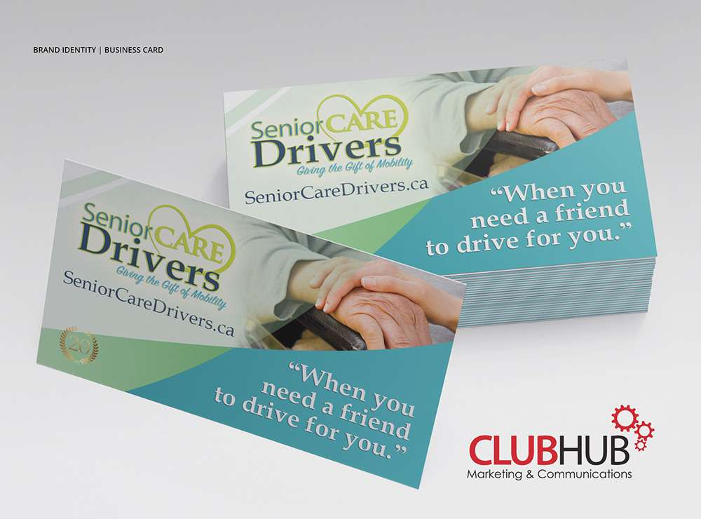 Business Cards Archives » Club Hub Marketing & Communications ...