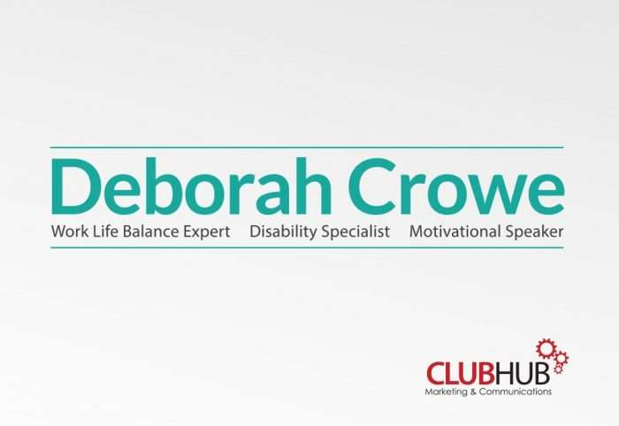Club Hub Marketing & Communications - Logo Creation - Deborah Crowe