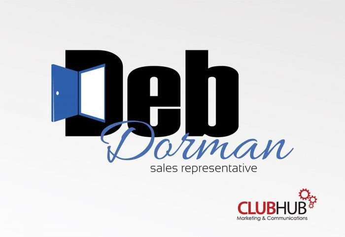 Club Hub Marketing & Communications - Logo Creation - Deb Doorman