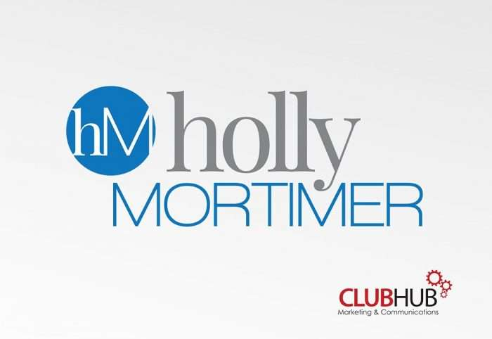 Club Hub Marketing & Communications - Logo Creation - Holly Mortimer