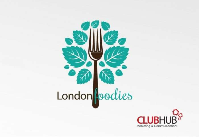 Club Hub Marketing & Communications - Logo Creation - London Foodies