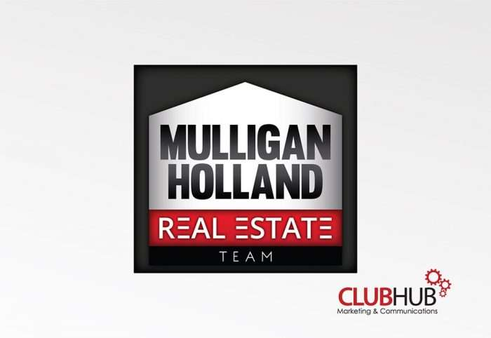Club Hub Marketing & Communications - Logo Creation - Mulligan Holland Team
