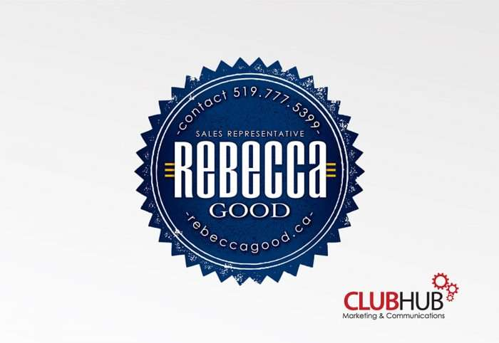 Club Hub Marketing & Communications - Logo Creation - Rebecca Good