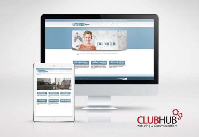 Club Hub Marketing & Communications - Web Development - Bashared By Design