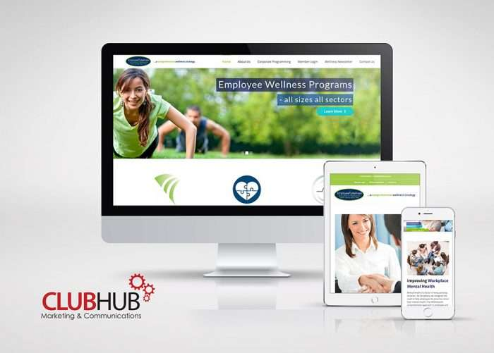 Club Hub Marketing & Communications - Web Develpoment - EWS Network